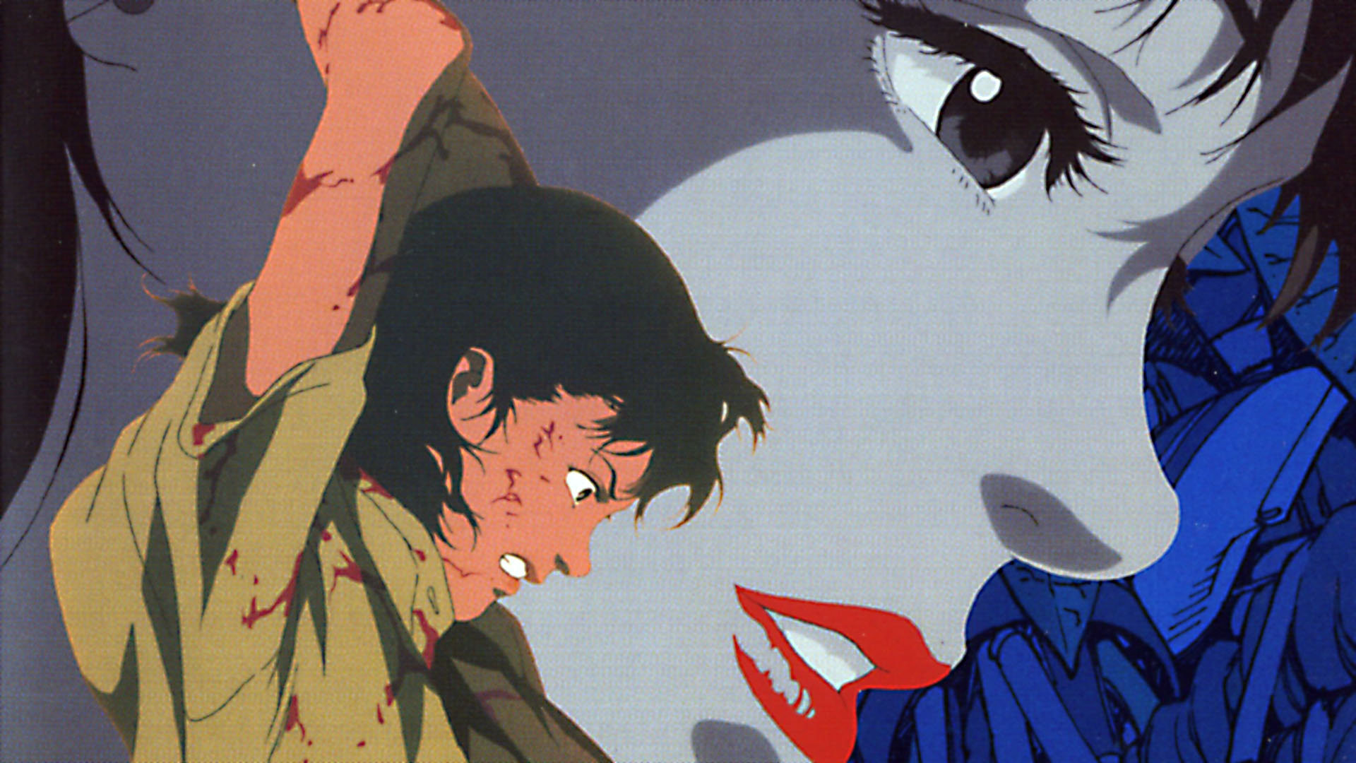 Anime en VHS Perfect-Blue