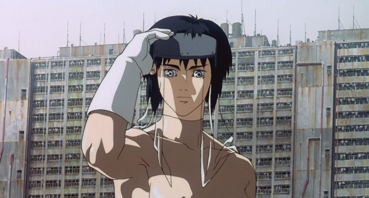 ghost in the shell editado en vinilo